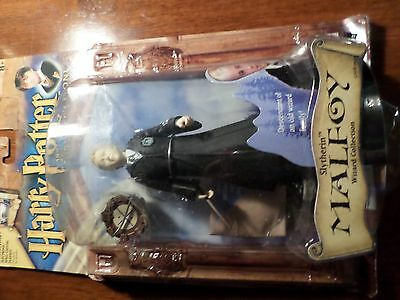 Harry Potter Slythrin Malfoy wizard collection figurine