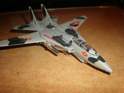 Fighter Jet with lights and sound  Pull back and Go !!  In excellent condition