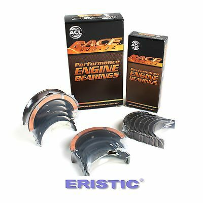 Fits Subaru WRX STi Turbo ACL Race Main Rod Bearing Set EJ25 w/ Extra Clearance