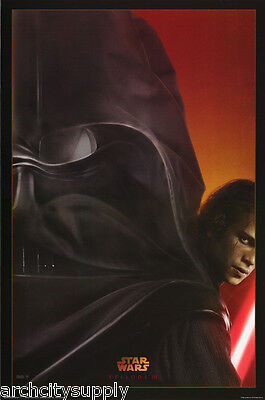 Poster: Movie Repro: Star Wars Episode Iii - Teaser - Free Ship #8485  Rw18 R