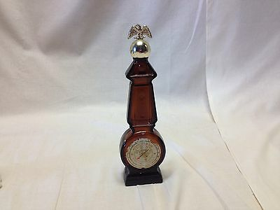 Avon Oland Thermometer After Shave Cologne Decanter