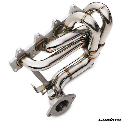 Stainless Steel Decat Exhaust De Cat Manifold For Renault Twingo 1.6 Rs 07+