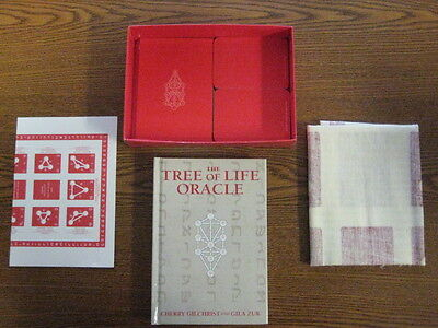 THE TREE OF LIFE ORACLE by GILCHRIST and ZUR - ENRICH YOUR LIFE!