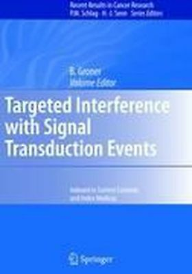 Targeted Interference With Signal Transduction Events (English) Paperback Book F