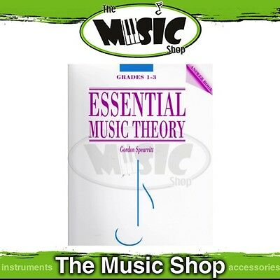 New Essential Music Theory Grades 1-3 Answer Book by Dr Gordon Spearritt