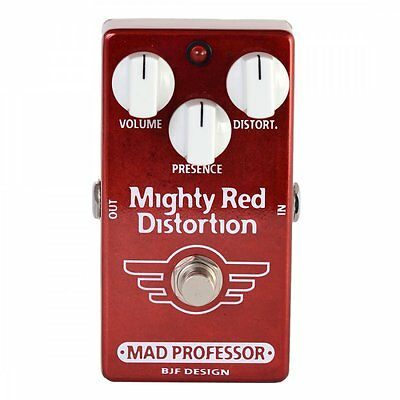 Mad Professor Mighty Red Distortion Effects Pedal PCB Model