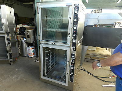 Piper Super Systems OP3 Oven Proofer heat & humidity bread sub sandwich rolls