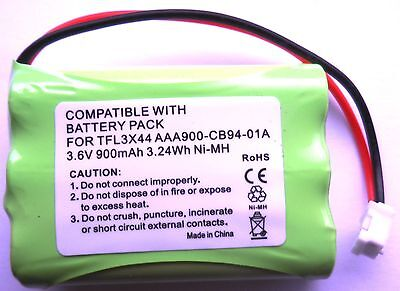 Motorola Mbp33 Mbp33S Baby Monitor Compatible Rechargeable Battery 3.6V