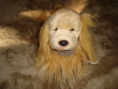 Yomiko Classics Cocker Spaniel Plush Russ Dog w/tags