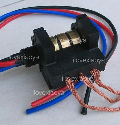 50A Max Slip Ring Complete Kit for AC/DC Wind Turbine Generator Up to 380V AC/DC