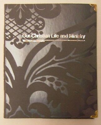 Our Christian Life and Ministry_Meeting Folder *NEW*_Jehovah's Witnesses