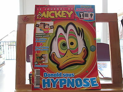 Journal De Mickey N°3056 Be/tbe