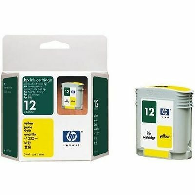 HP 12 (C4806A) Yellow/More than one color/Color Ink Cartridge