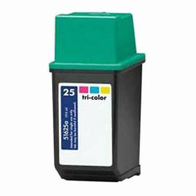 HP 25 (51625A) Tri-Color Ink Cartridge