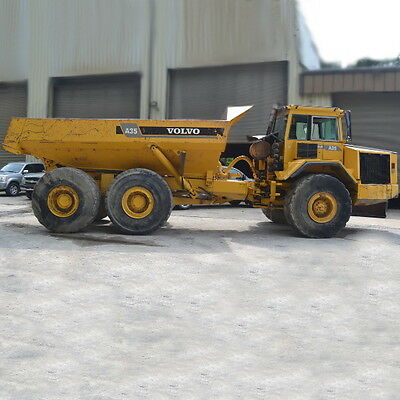 Volvo A35 Articulated Truck