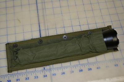 heed pouch maglight flashlight MOLLE maglite for tactical vest USA made green