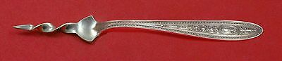 Wedgwood by International Sterling Silver Butter Pick Twisted Custom Made 6 1/4""