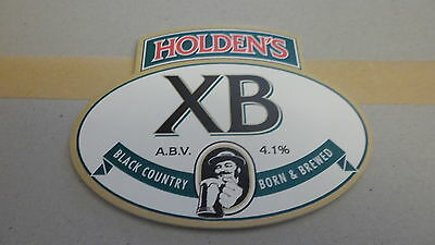 Holden's XB Ale Beer Pump Clip 83