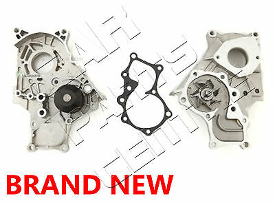 For Toyota Avensis 2.0 D4D 03-06 Engine Cooling Coolant Water Pump 16100-29185