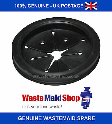 WasteMaid Splash Guard (RUBBER) for Waste Disposal Units