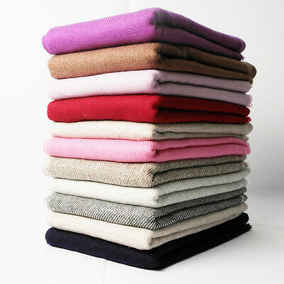 Pure Cashmere Pashmina Scarf Shawl Wrap for Men and Women CLEARANCE SALE