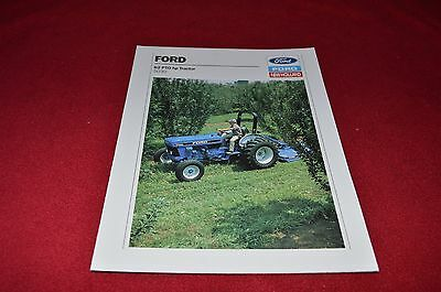 Ford 5030 Tractor Dealers Brochure LCOH