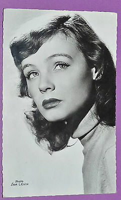 CPA CINEMA CARTE POSTALE N°439 SAM LEVIN 1950's ETCHIKA CHOUREAU MOVIE ACTRICE