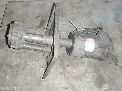 "Gusher Pump RL-XLONG _ RLXONG _ 1-1/2 HP _ 27"" Long Coolant Hydraulic"