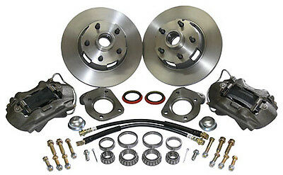 1964 65 66 Ford Falcon Fairlane Front Disc Brake Conversion Kit