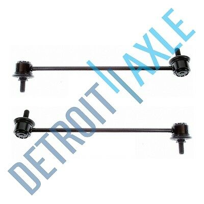 Front Sway Bar End Link Pair For Hyundai Accent Elantra Tucson Kia Forte Rio