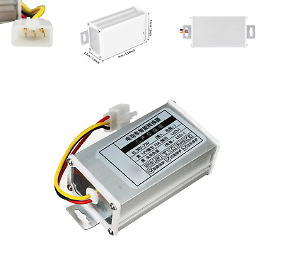 DC 24V/36V/48V/60V/64V/72V To 12V 10A Converter For Electric Storage Battery Car