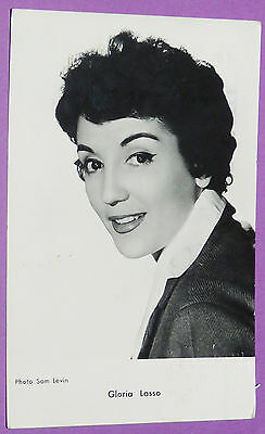 CPA CINEMA CARTE POSTALE N°975 PI 1950's GLORIA LASSO MOVIE ACTRICE