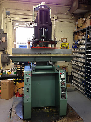 Thermatron 10KW Bar Welder-RF Heat Sealer- Pool Liner, Awnings Shade &Tent Mfg