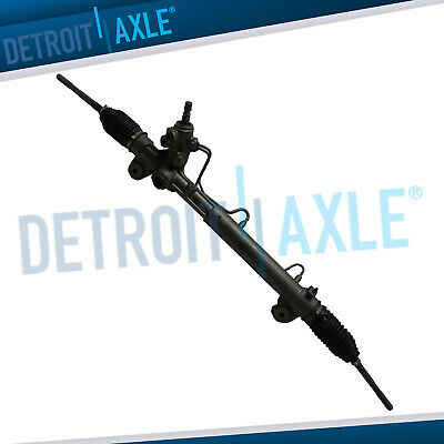 Complete Power Steering Rack and Pinion Assembly 2004-2010 Toyota Sienna