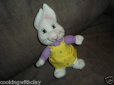 Plush Doll Figure Max And Ruby Tv Children's Character Toy Figure Ruby Bunny