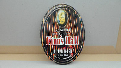 Beowulf Finns Hall Porter Ale Beer Pump Clip 11