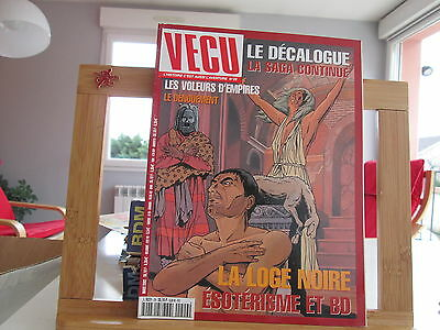 Vecu N°29 Tbe/ttbe Complet