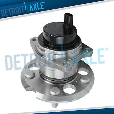 REAR Wheel Hub and Bearing Assembly for 1996-2005 Toyota RAV4 FWD w/ ABS