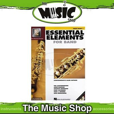 New Essential Elements for Band: Oboe Book 1 - Comprehensive Band Method