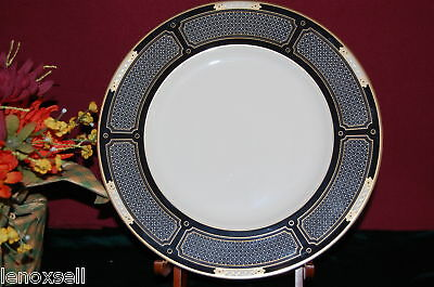 2 Lenox Hancock Gold Accent Plate NEW USA