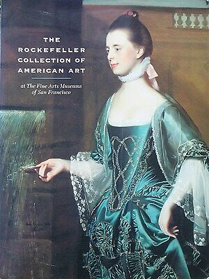 The Rockefeller Collection of America Art