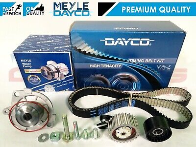 FOR VAUXHALL VECTRA 1.9CDTi Z19DT 120 BHP TIMING CAM BELT KIT & WATER PUMP 02-08