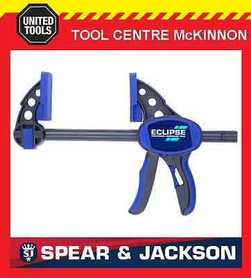 "2 x ECLIPSE BY SPEAR & JACKSON – 18"" / 450mm ONE HANDED QUICK ACTION BAR CLAMP"