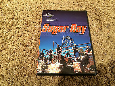 Sugar Ray - Music DVD - Very Good