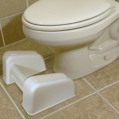 Re-Lax Bathroom Toilet Stool for Pregnancy, Constipation & Haemorrhoids