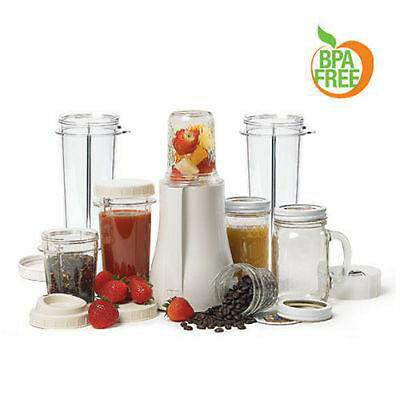 Tribest Personal Blender PB-350XL Smoothie Ice Crusher with Grinding Blade