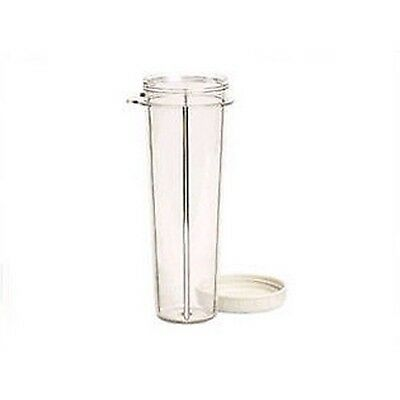 Tribest Personal Blender: Extra Large Cup With Lid 709 ml BPA FREE