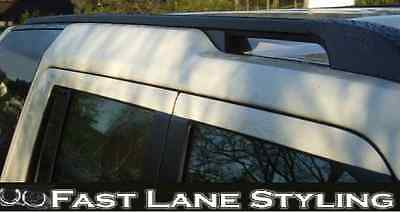 LAND ROVER DISCOVERY 4 OEM STYLE ROOF RAILS BAR RACK - STEPS DIS4ROOF BLACK