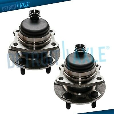Pair: 2 New REAR Grand Caravan Town&Country ABS Wheel Hub and Bearing Assembly