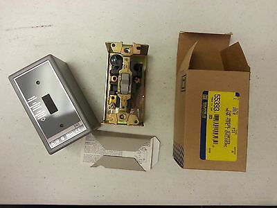 Square D 2510 FG1 FHP Manual Starter NEMA Type 1 Enclosure Series A NEW IN BOX!